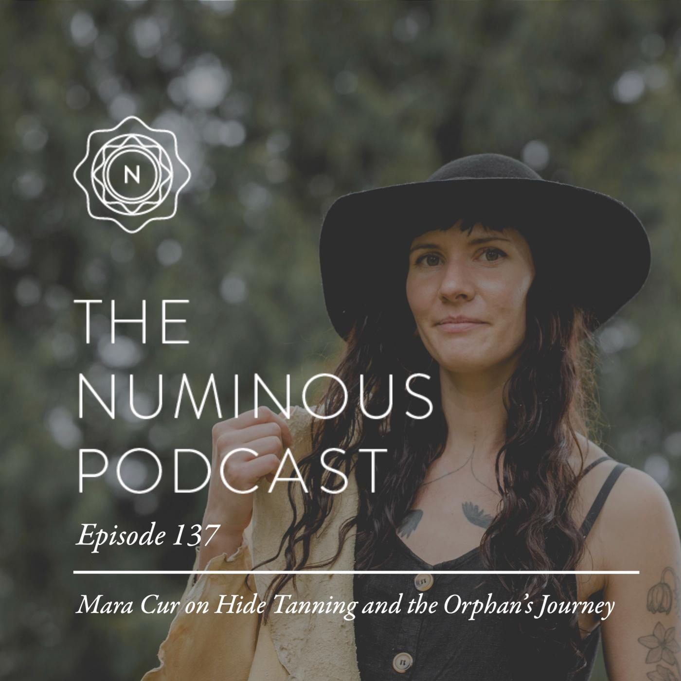 TNP138 Mara Cur on Hide Tanning and the Orphans Journey