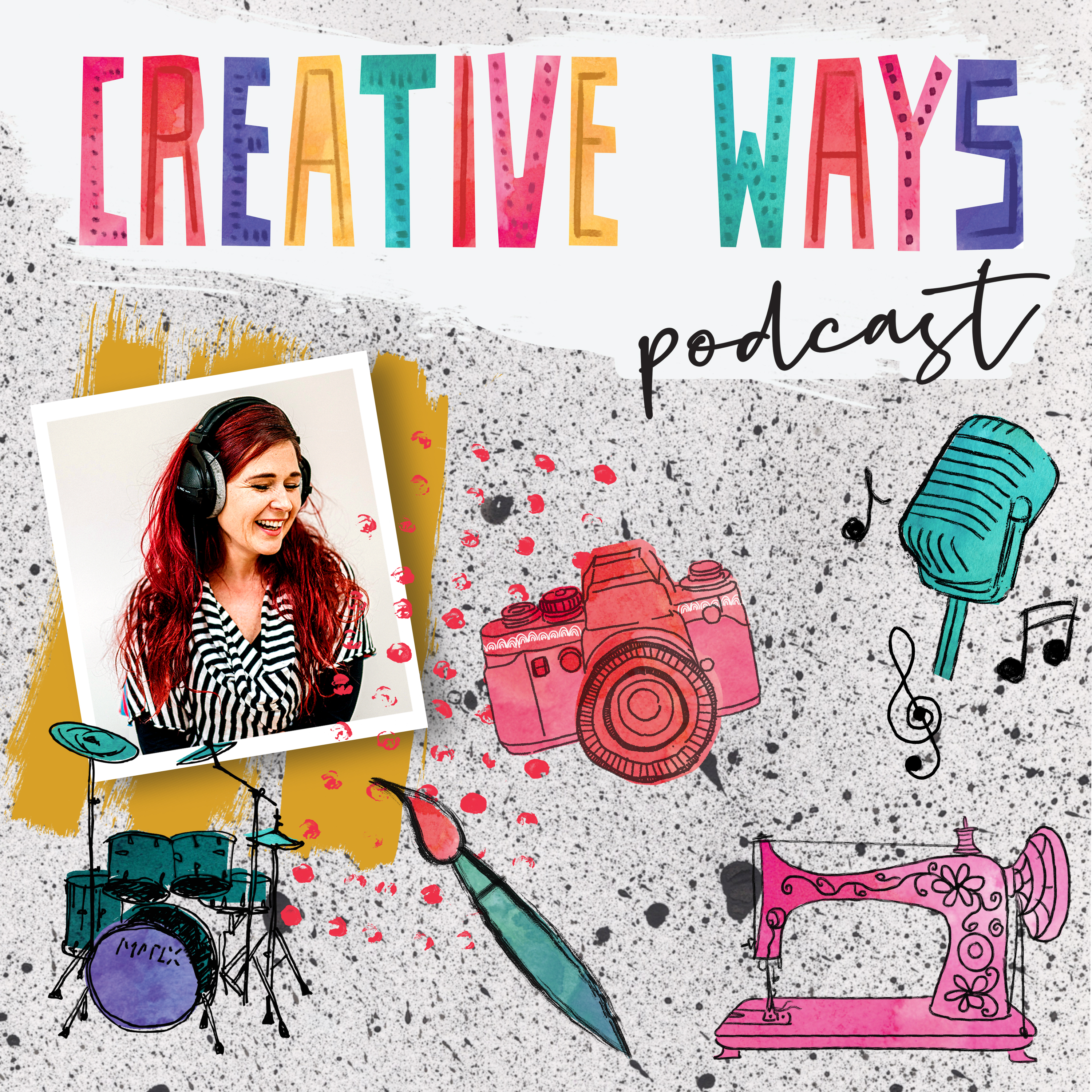 How to be Intuitive, Passionate and the Importance of Self-Care Throughout Your Art Career with Tracy Verdugo