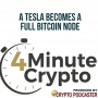 Artwork for A Tesla Becomes a Full Bitcoin Node