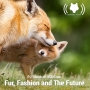 Artwork for PJ Smith of HSUS on: Fur, Fashion and The Future