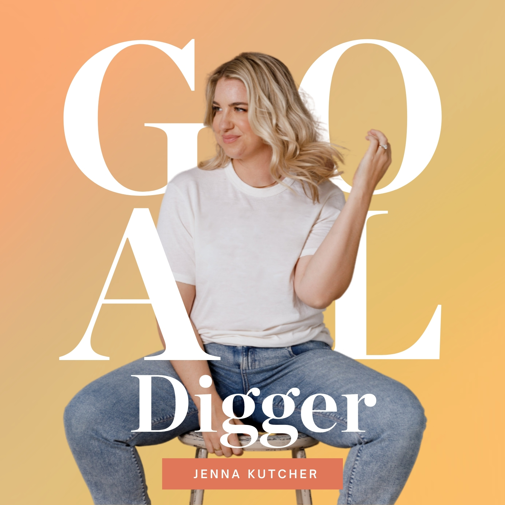 The Goal Digger Podcast show art