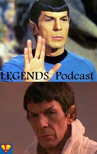 #16; Star Trek : The Search for Spock (Star Trek Arc)