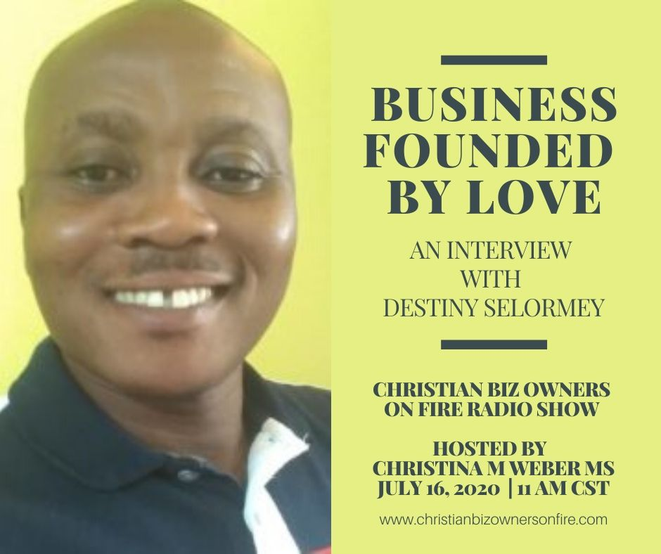 Business Founded by Love