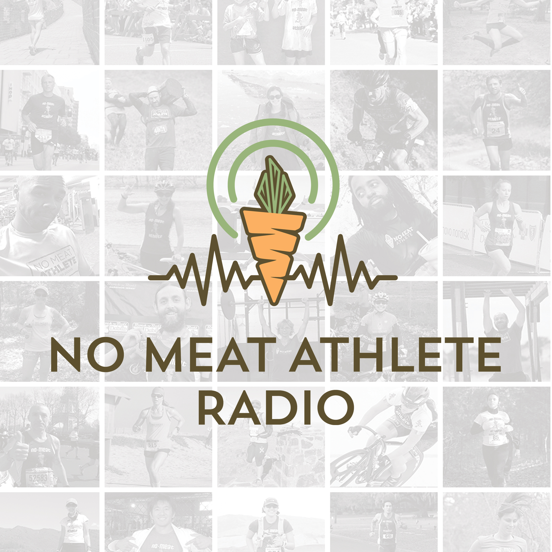 No Meat Athlete Radio show art