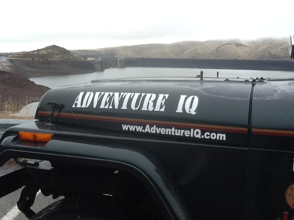 Adventure IQ show art