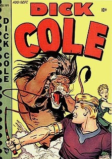 108-120611 In the Old-Time Radio Corner - The Adventures of Dick Cole