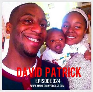 Episode 024 - David Patrick