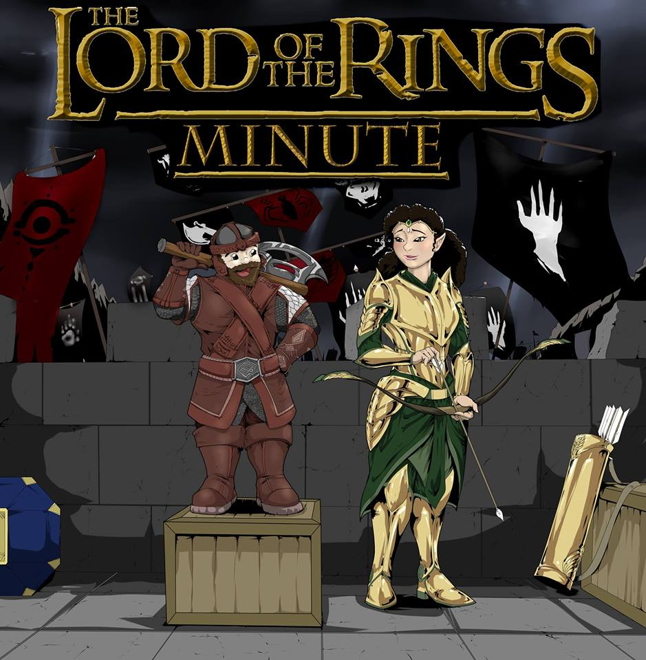 The Lord of the Rings Minute