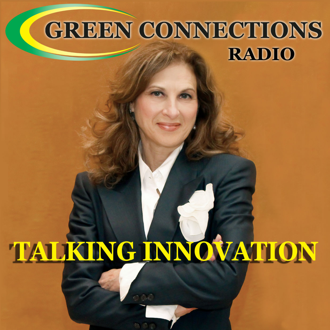 Green Connections Radio -  Innovative Women on Energy, Sustainability, Climate, Careers, Leadership show art