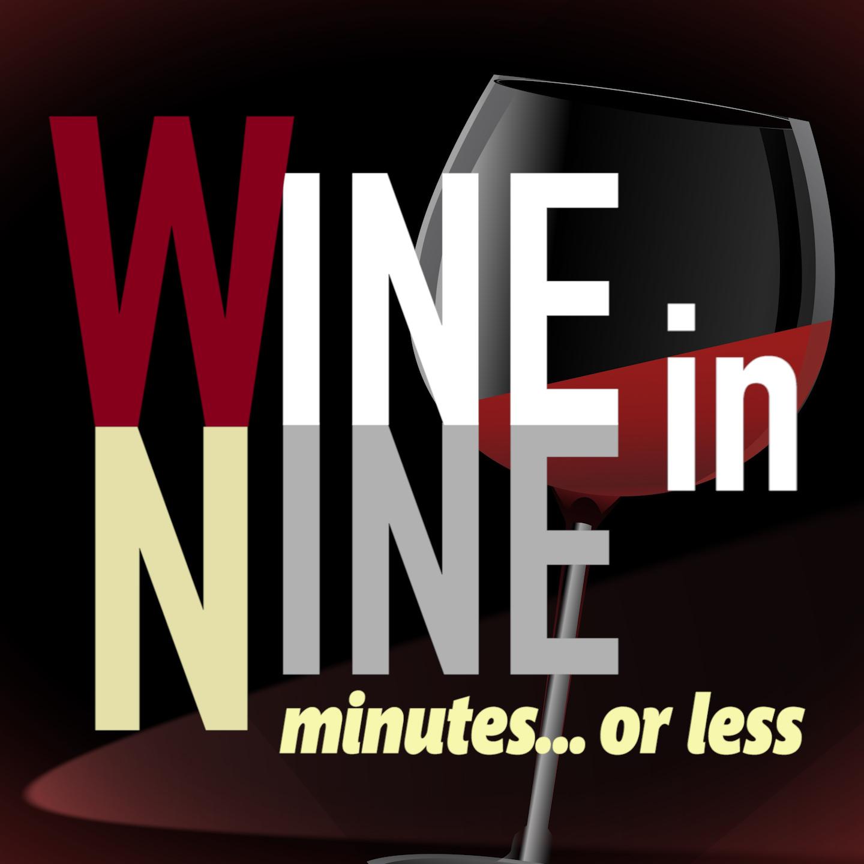 Wine In Nine show art
