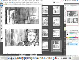 Storyboarding in Production Premium CS3