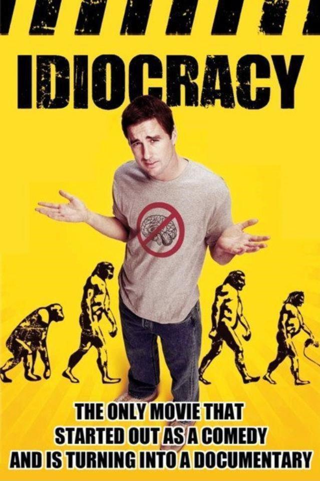 Artwork for Ep 82: Idiocracy