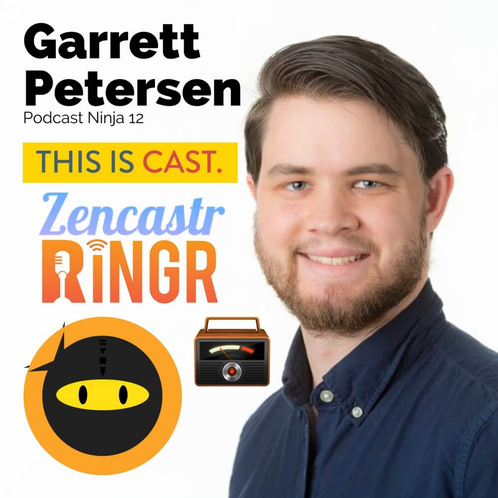 PN12: Garrett Petersen on Zencastr, Cast, Ringr & Piezo Double Enders