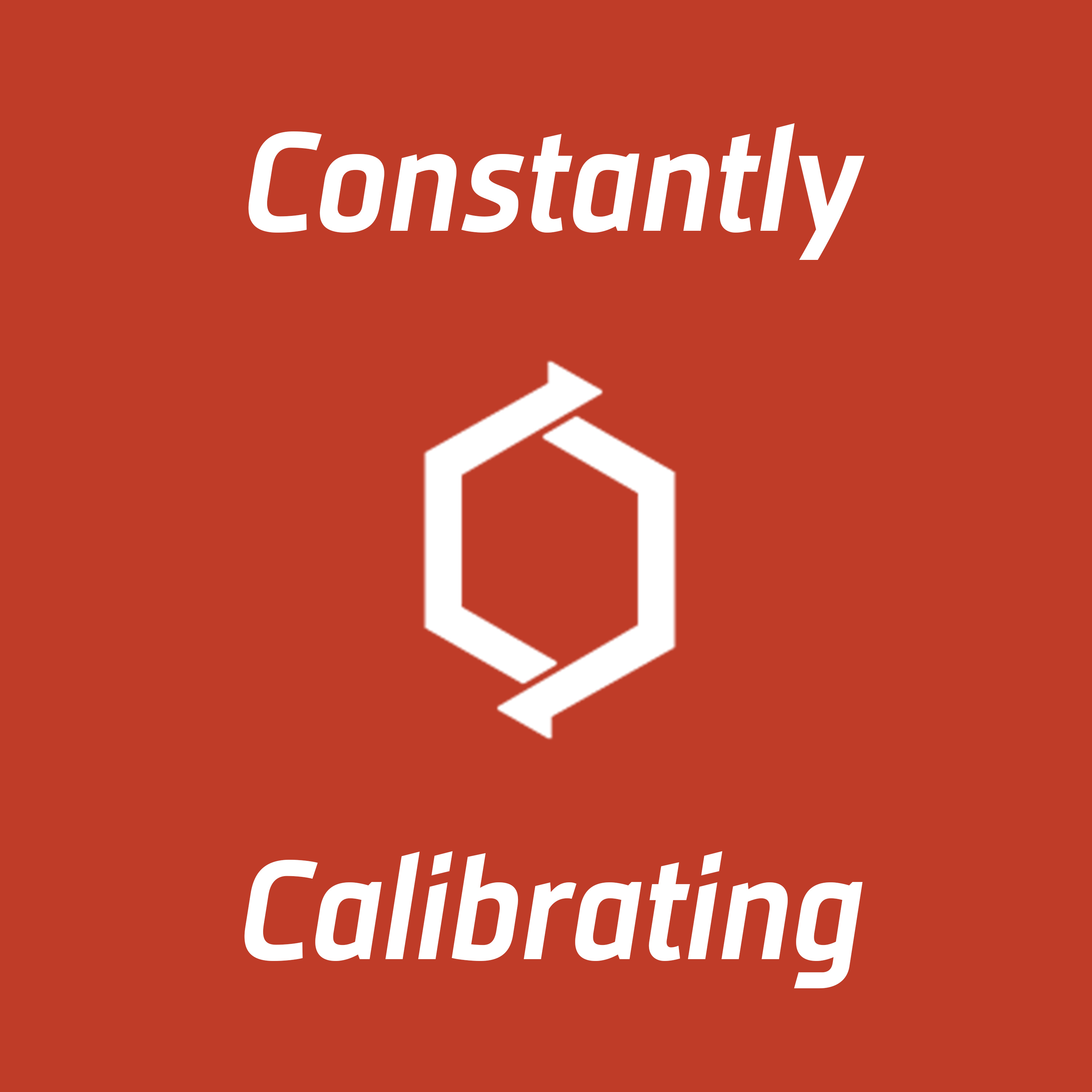 Constantly Calibrating Podcast (Gaming & Geek Culture) show art