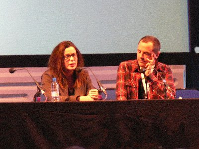 Tim's Take On: Episode 109(Eve Myles at SFX Weekender 3)