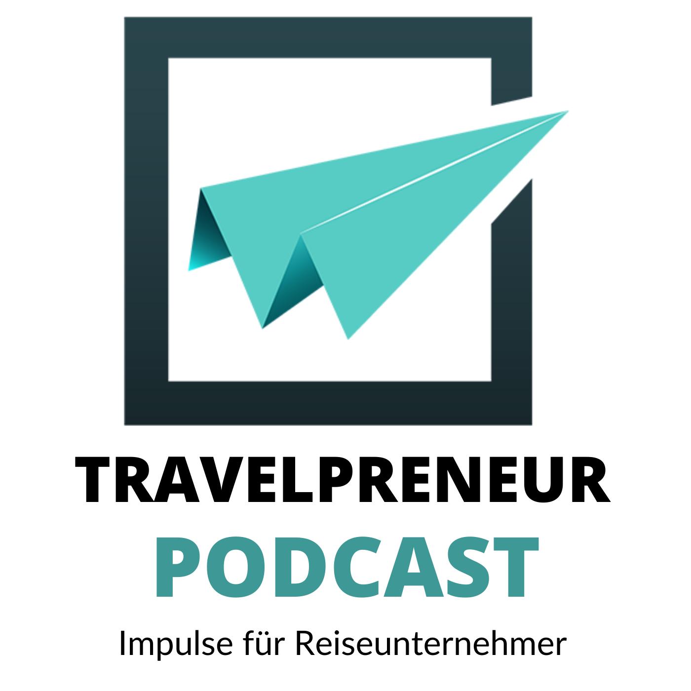 Travelpreneur Podcast show art