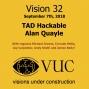 Artwork for VUC 32 : Alan Quayle