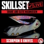 Artwork for Skillset Live Episode #133: Scorpion 6 Knives
