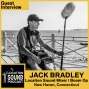 Artwork for 023 Jack Bradley - Location Sound Mixer and Boom Op based out of New Haven Connecticut