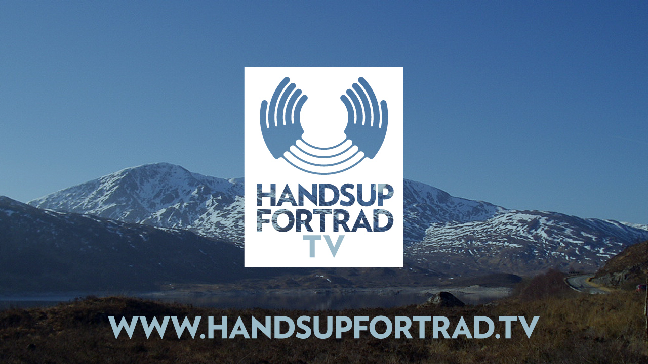 Artwork for Hands Up for Trad TV 33