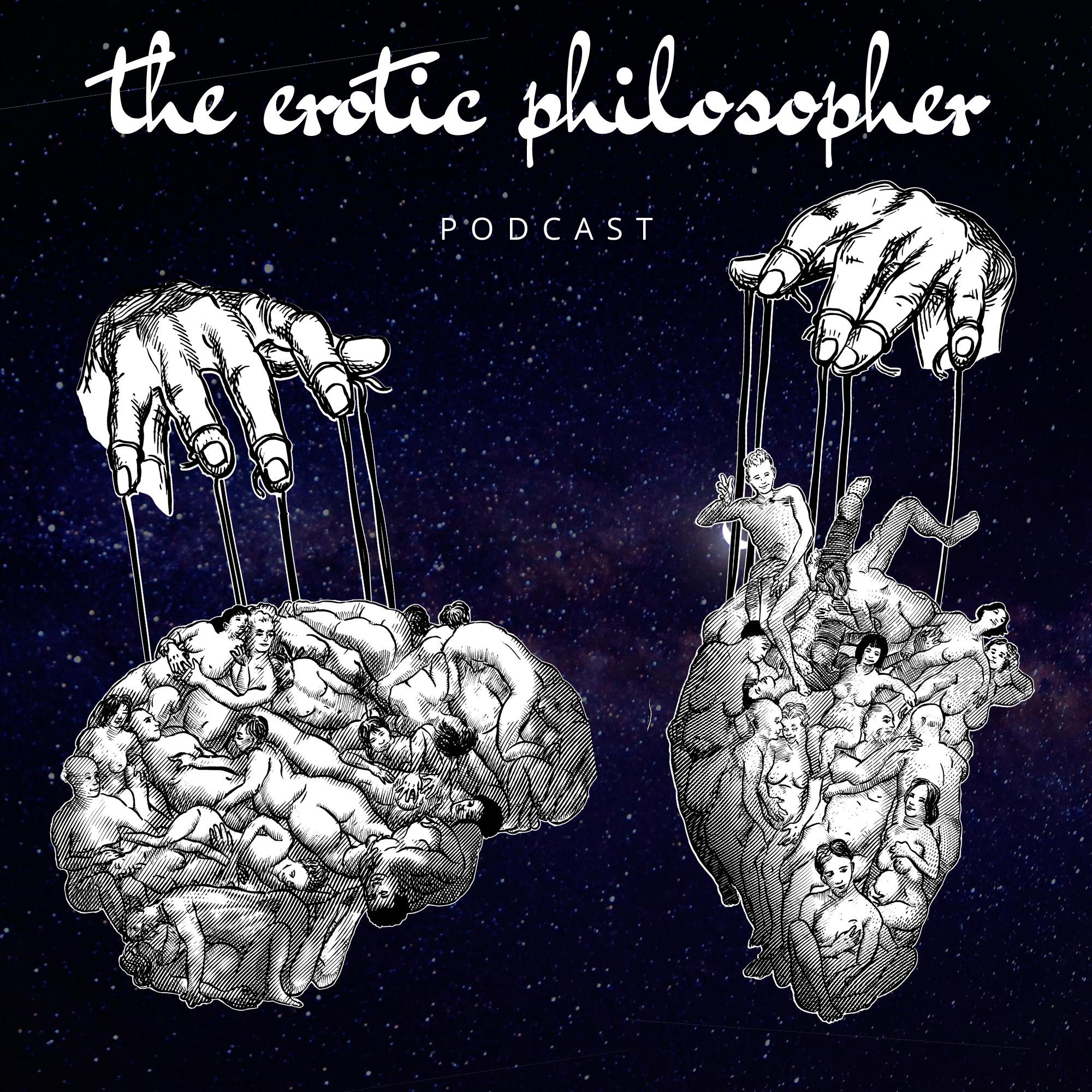 The Erotic Philosopher show art