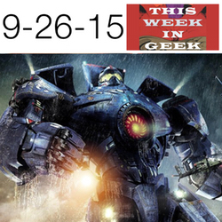 This Week in Geek 9-26-15 Live at the Blue Box