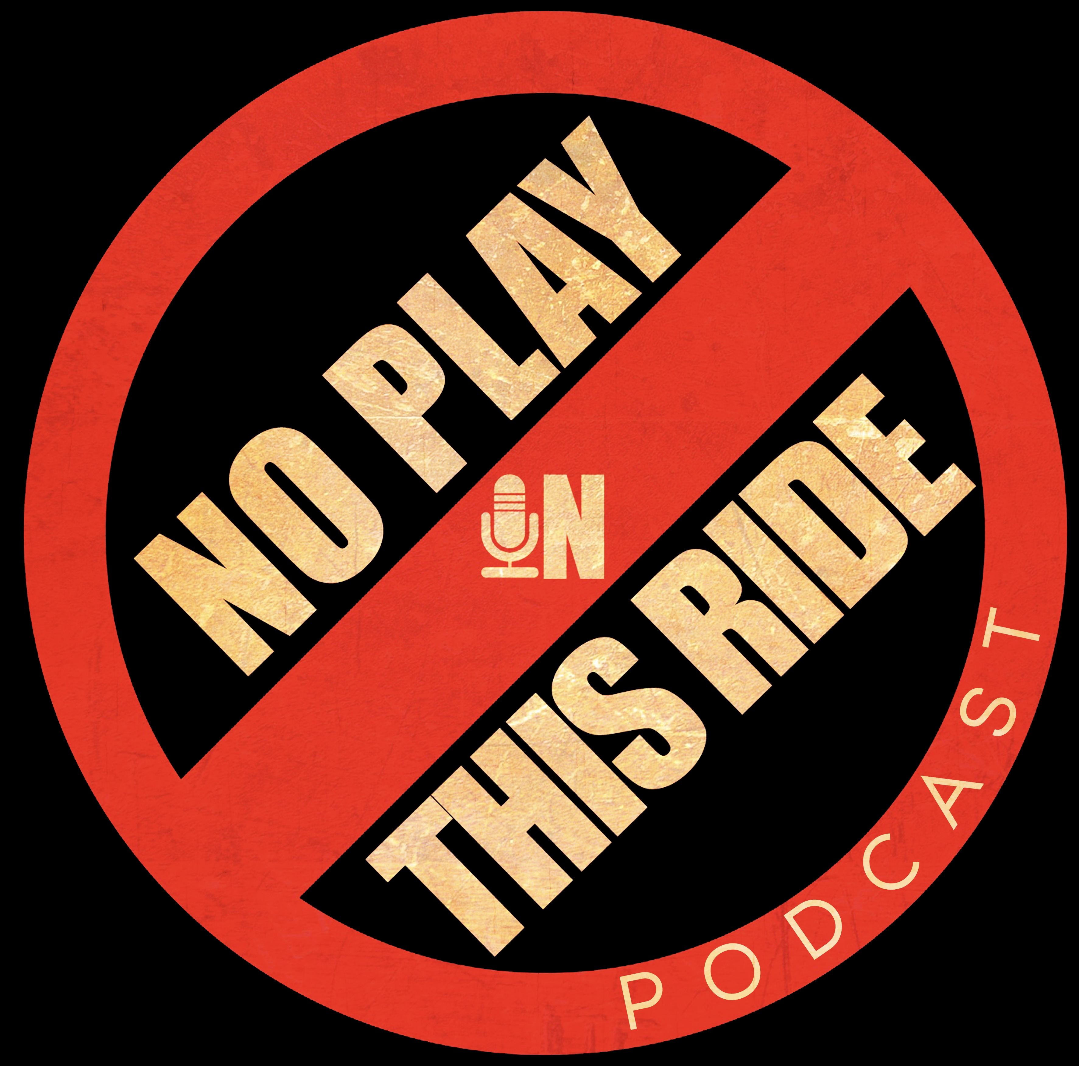 No Play In This Ride show art