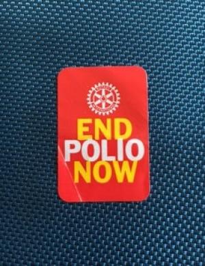 Ending Polio.