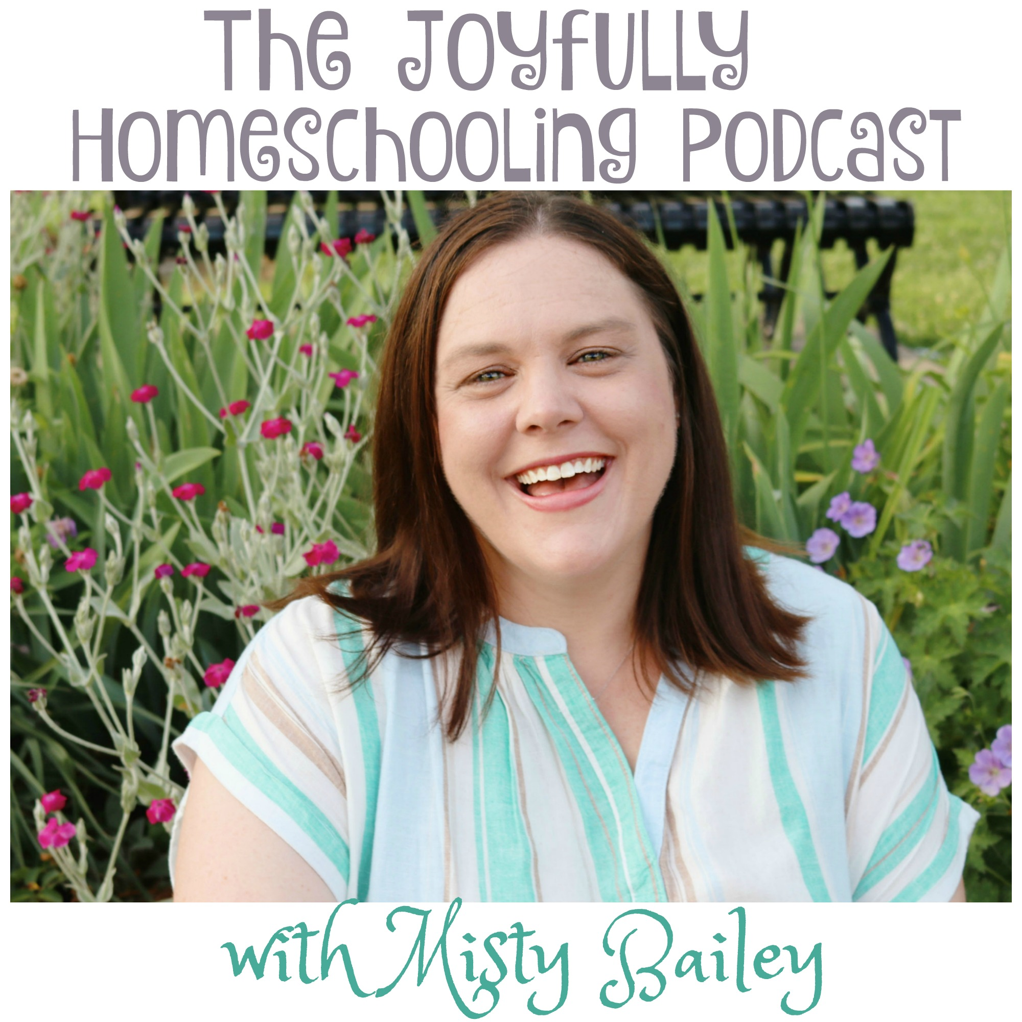 JH134: Self Care and Homeschooling with Kim Santee