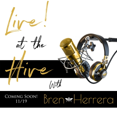 Live! at the Hive With Bren Herrera show image