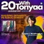 Artwork for Building Pathways in Public Transit w/Mayor Lee Harris| 20 With TONYAA | KUDZUKIAN