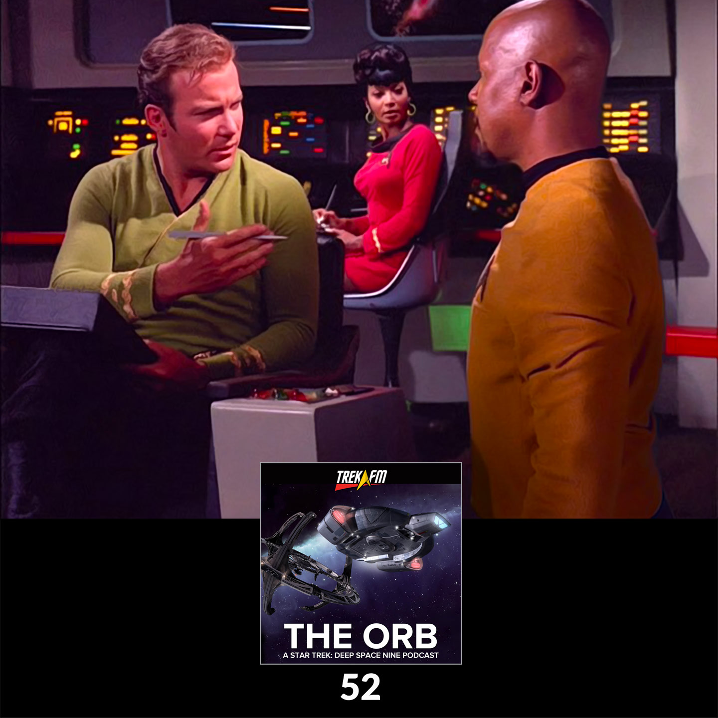 The Orb 52: But It's Captain Kirk!