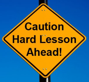 Lessons Hard Learned: Dr Heidi James