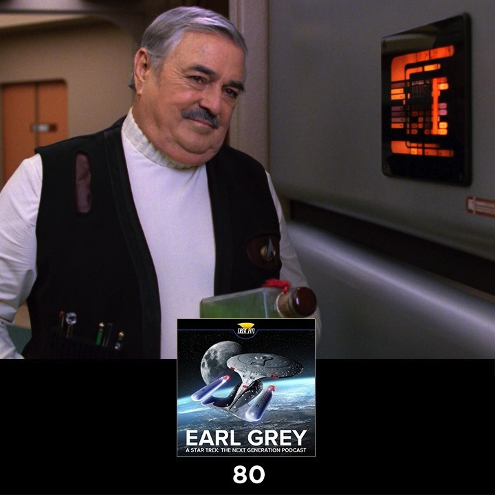 Earl Grey 80: Great Scott!