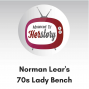 Artwork for Norman Lear's 70s Lady Bench