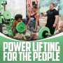 Artwork for Powerlifting for the People Plant Powered Podcast!