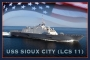 Artwork for USS Sioux City: A First Ever Commissioning of a Warship in Annapolis (E-43)