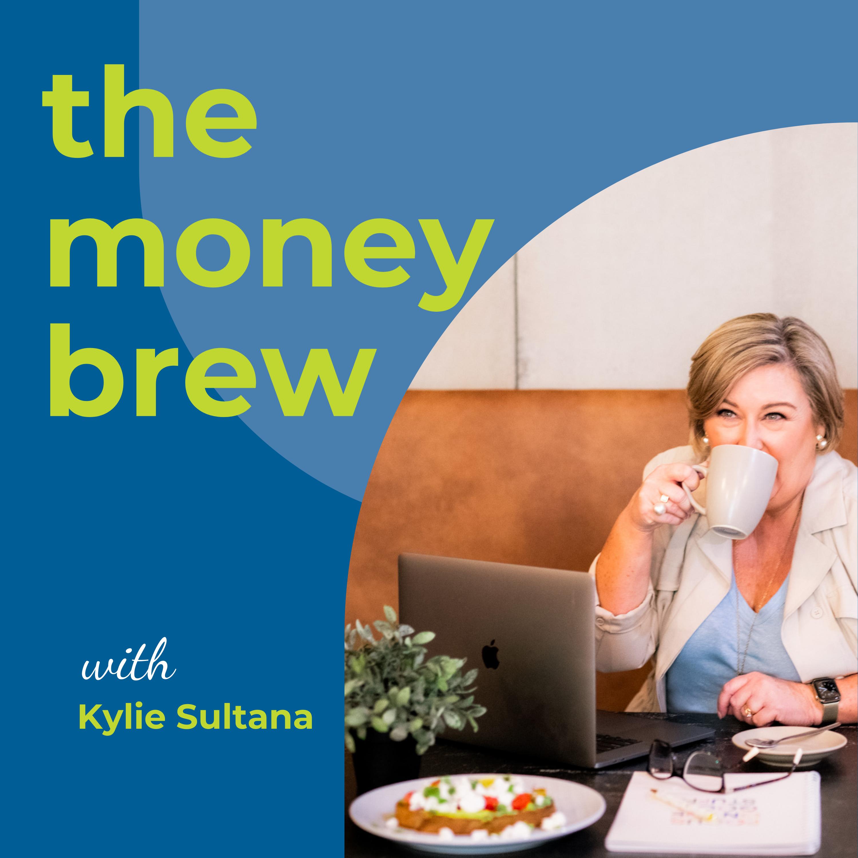 The Money Brew show art