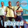 Artwork for GameBurst Played - GTA V Remastered