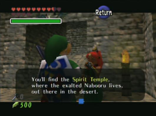 Tandem Legends: a Legend of Zelda Podcast: Gerudo Valley