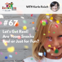 Artwork for TNC 067: Let's Get Real! Are Team Snacks Fuel or Just for Fun? With Karla Reisch