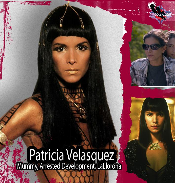 Artwork for Patricia Valasquez preview - Albuquerque Comic Con