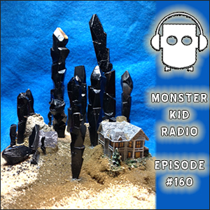 Monster Kid Radio - 12/18/14 - Care for some coffee with your Monolith Monsters?