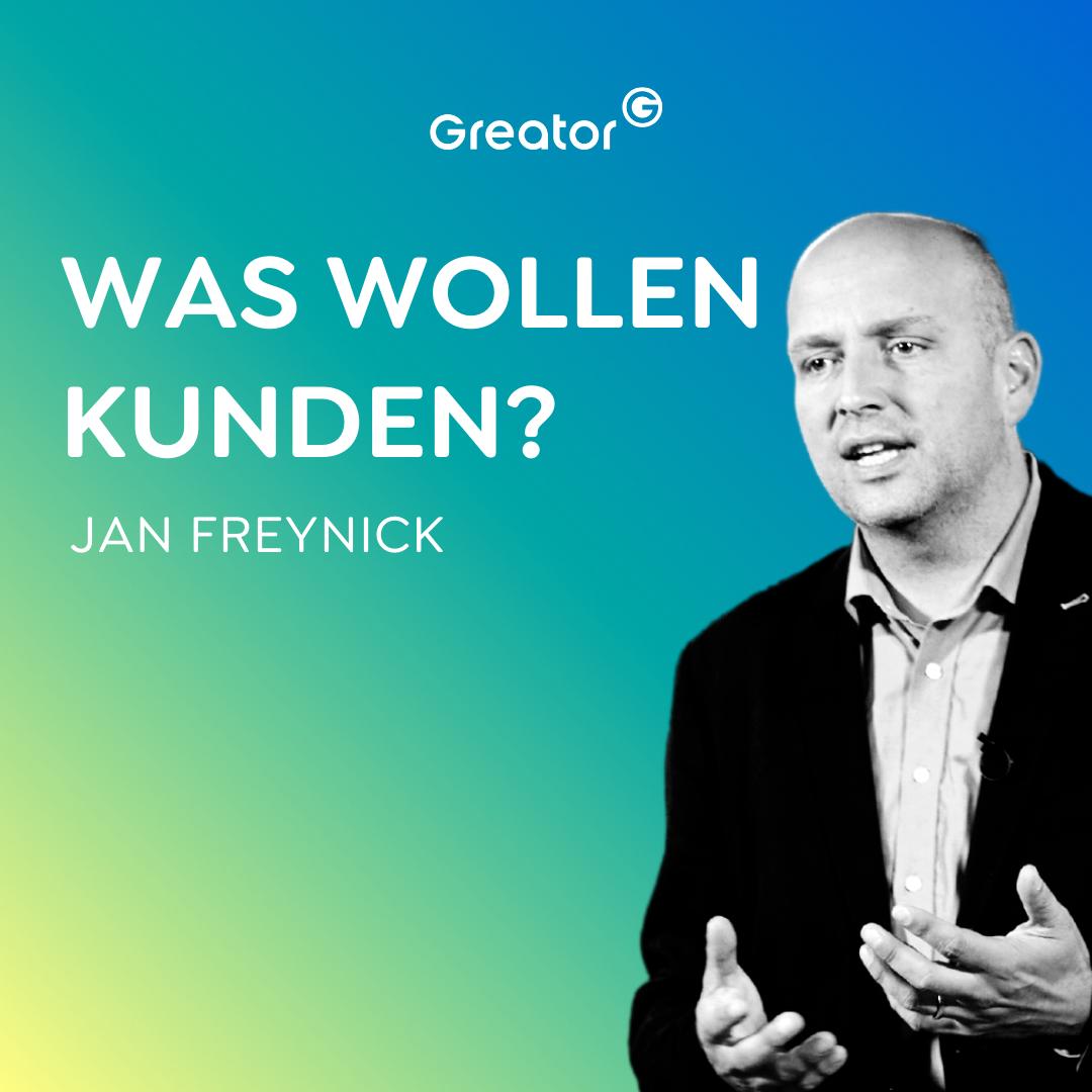 #692 5 Hebel für erfolgreiches Verkaufen // Jan Freynick
