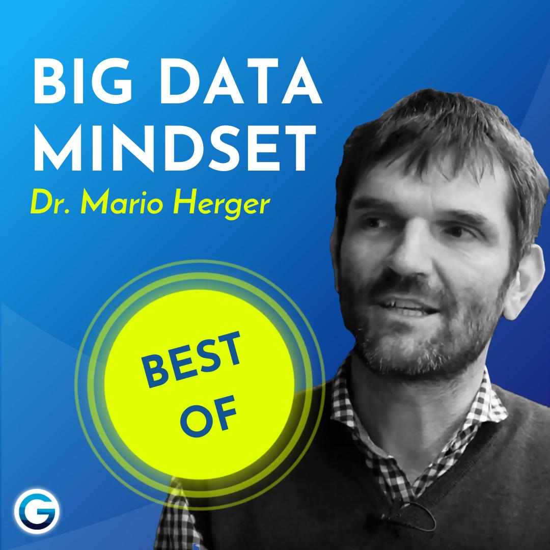 BEST OF - Wie Digitalisierung & künstliche Intelligenz unser Leben nachhaltig beeinflussen // Dr. Mario Herger