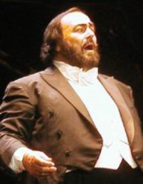 Luciano Pavarotti 1973 Recital