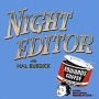 Artwork for 242-150105 In the Old-Time Radio Corner - Night Editor