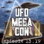 Artwork for UFO Mega Con 2019