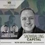 Artwork for Snowballing Capital with Devin Elder