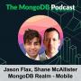 Artwork for Ep 42 MongoDB Realm Mobile for iOS with Jason Flax